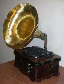 Граммофон своими руками