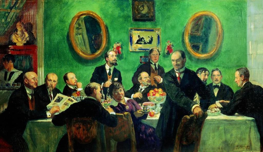 Картинка мир искусства