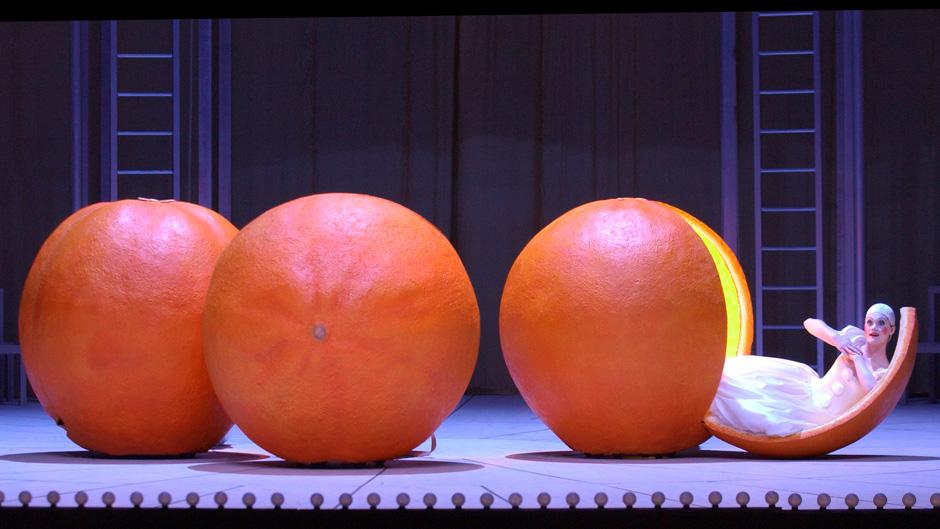 Любовь к трем апельсинам mp3 скачать