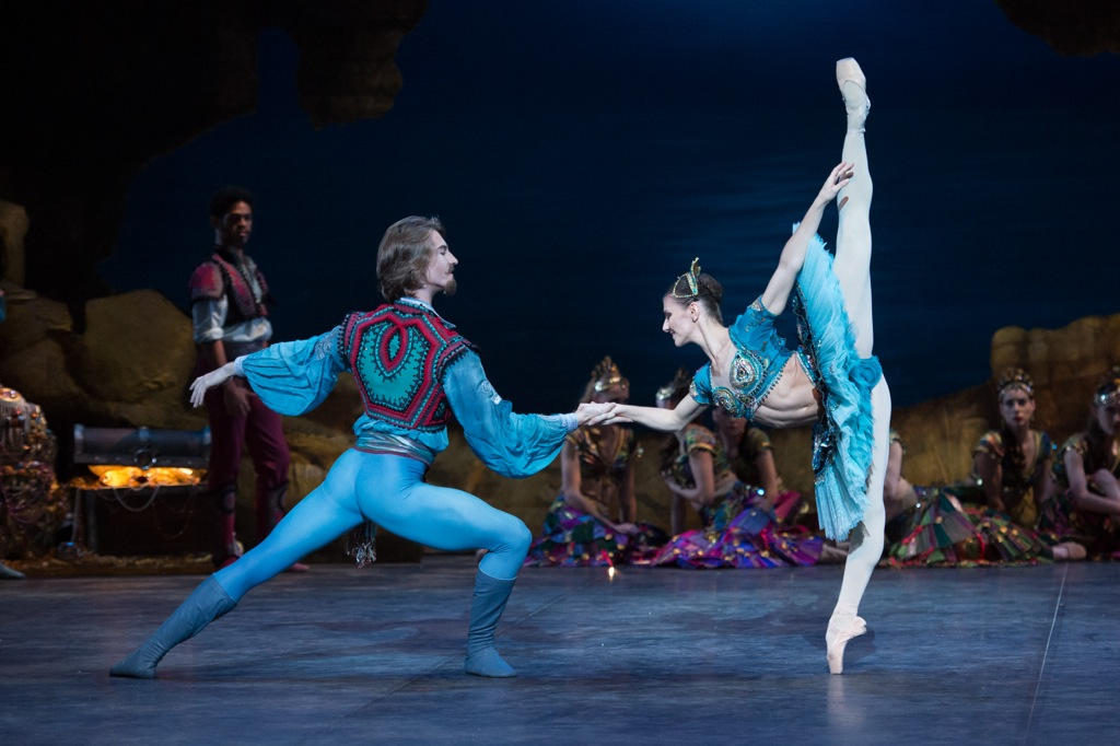 балет корсар торрент скачать