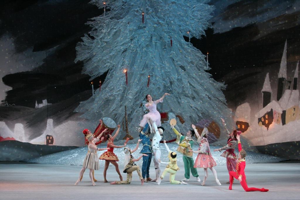 Реферат на тему щелкунчик балет 691