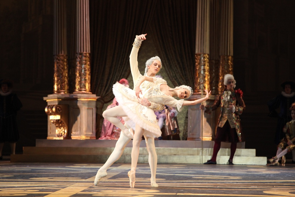 Чайковский. Балет «Спящая красавица» (The Sleeping Beauty ...: http://www.belcanto.ru/ballet_sleepingbeauty.html