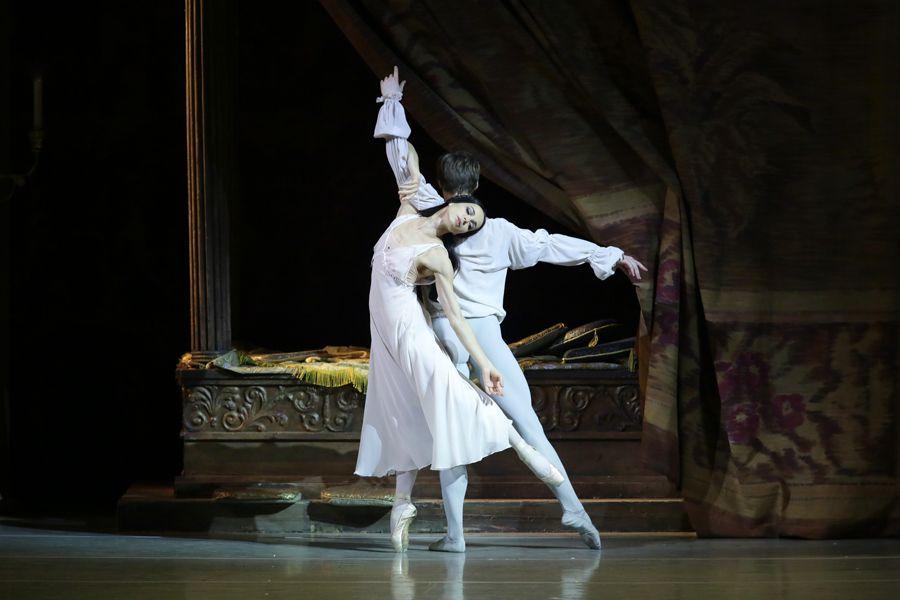Доклад про балет ромео и джульетта 6871