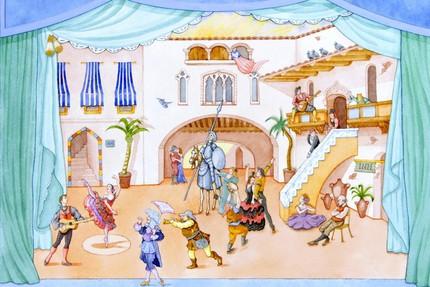 Минкус. Балет «Дон Кихот»