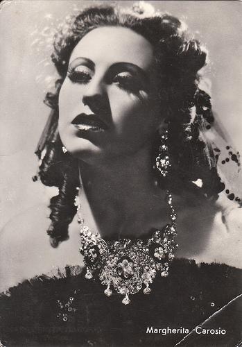 Margherita Carosio net worth