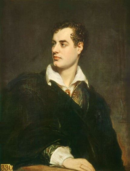 Джордж Гордон Байрон / George Gordon Byron