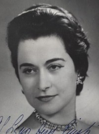 Лейла Генчер