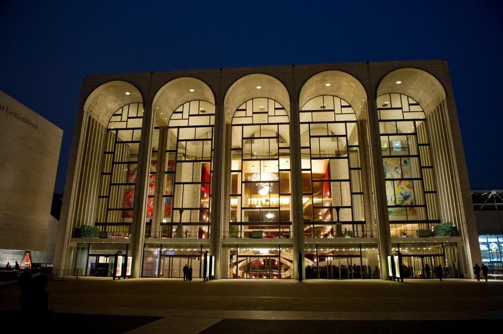Опера метрополитен нью йорк билеты афиша казань театры 2017