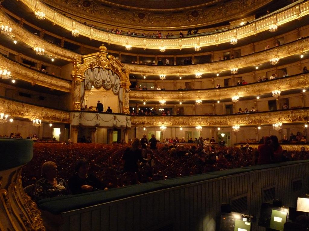 фото зал мариинского театра