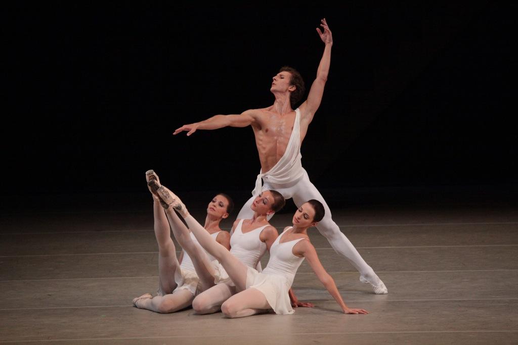 Онлайн порно балет 8