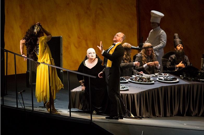 Руслан и людмила новая опера секс