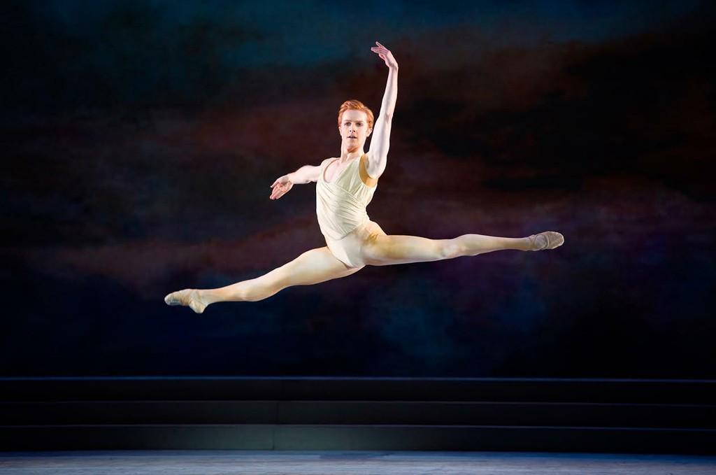 Англичанки балет сексуальные