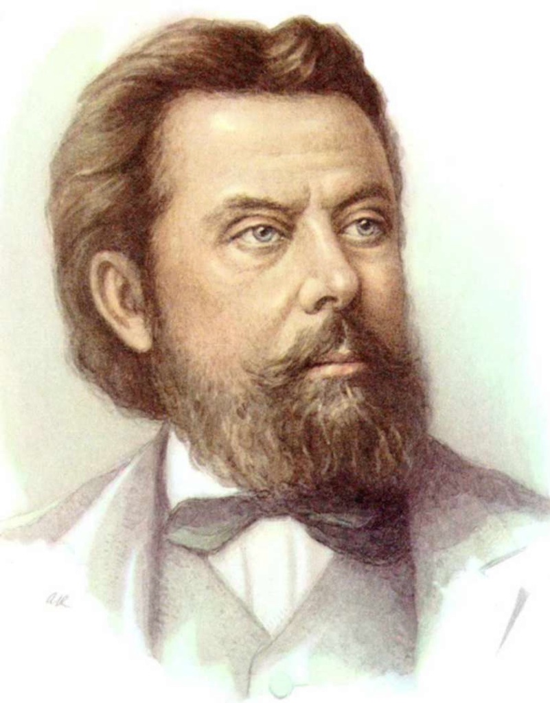 Modest Mussorgsky - Pictures At An Exposition Night On Bald Mountain