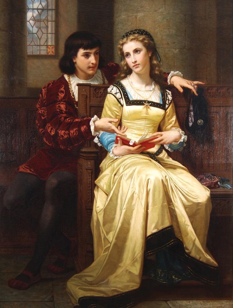 Ромео и джульетта в искусстве реферат 791