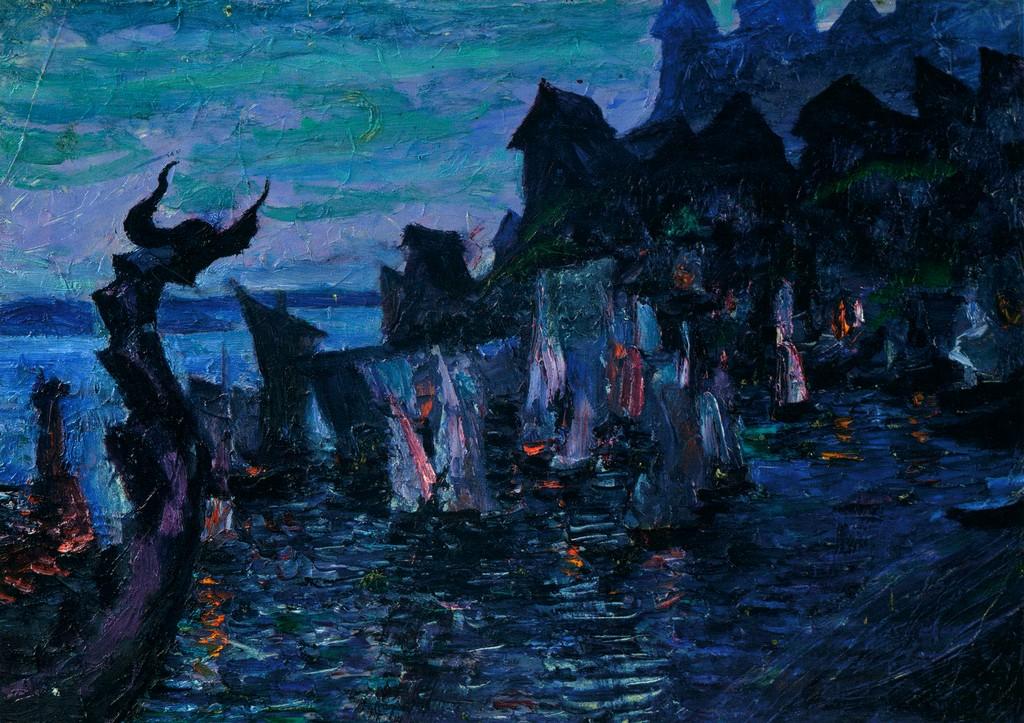 океан море синее рисунки оперы садко римского-корсакова судьба недаром