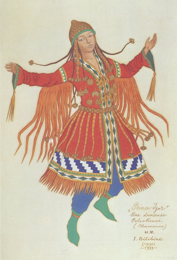 двух иллюстрации к опере князь игорь рисунки представлен рецепт