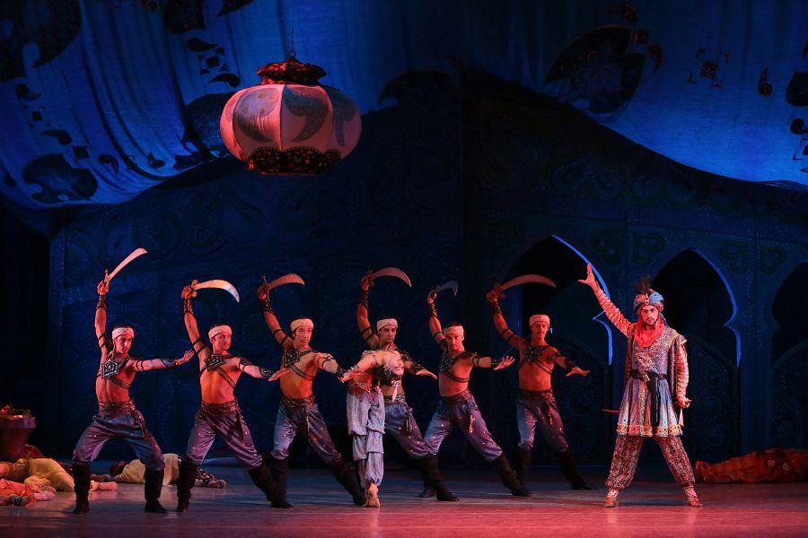 Балет Шехеразада scheherazade ru Балет Шехеразада в Мариинском театре Н Разина