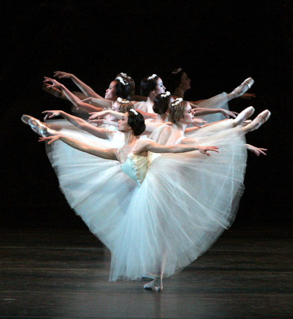 a history of ballet in canada