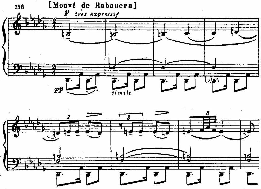 К дебюсси фортепианная пьеса маленький негритёнок