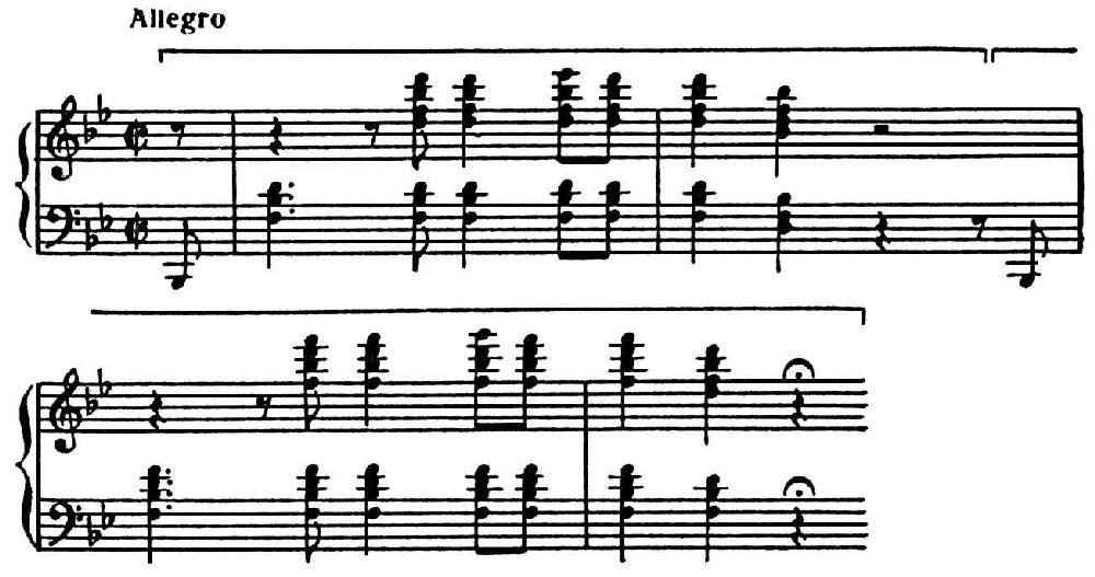 Способин Музыкальная Форма