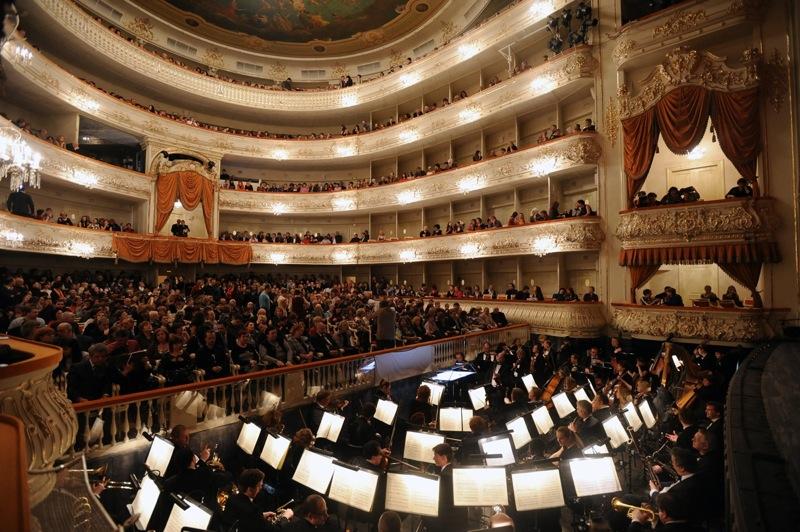 оперы Мариинского театра.