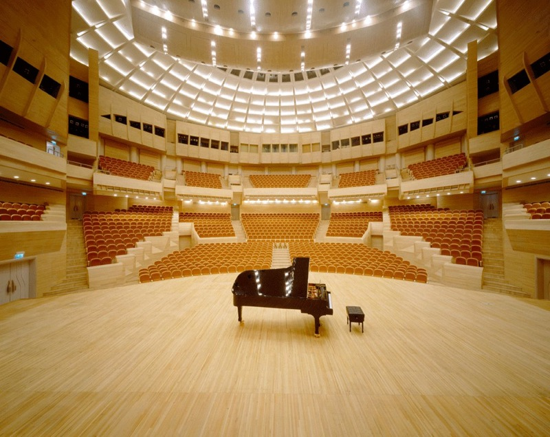 Большому залу Дома музыки