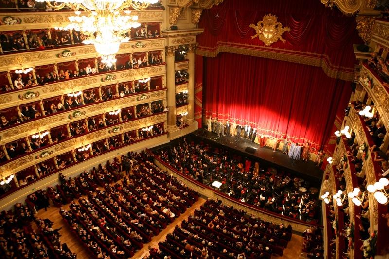 Театр Ла Скала teatro alla scala ru Ла Скала teatro alla scala