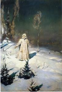 Васнецов В. «Снегурочка»