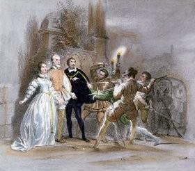 Опера Джакомо Мейербера «Гугеноты»