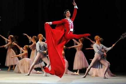 Артём Овчаренко в балете «Щелкунчик»