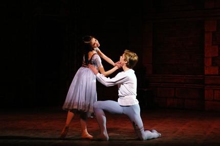Артём Овчаренко в балете «Эсмеральда»