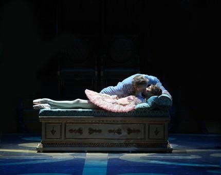 «Спящая красавица» в постановке Григоровича, Большой театр / фото Дамира Юсупова