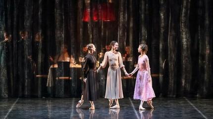 Зимние виды балета