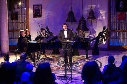 Игорь Головатенко открыл II фестиваль «Вокальные перекрёстки»