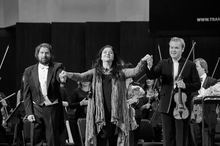 Мировая премьера скрипичного концерта Леры Ауэрбах