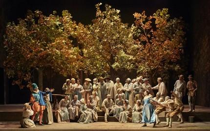 «Чудное приволье» французской комической оперы