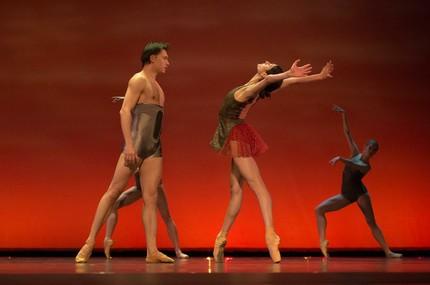 В Петербурге прошел XIV Международный фестиваль «Dance Open»
