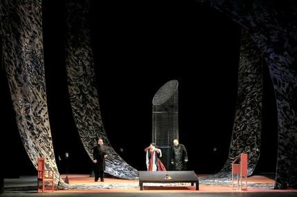 Душераздирающий триллер на оперной сцене