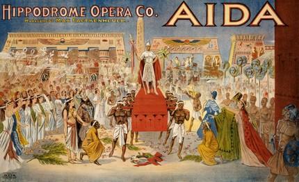 Опера Верди «Аида» / Aida
