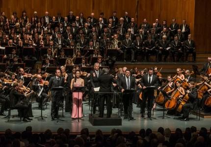Концертное исполнение «Эрнани» в Зальцбурге