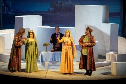 Così fan tutte в Гамбургской опере