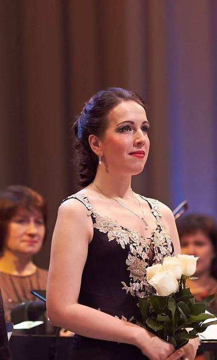 Звёзды оперы: Дарья Рябинко