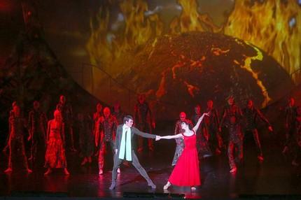 Большой балет в Большом театре Беларуси