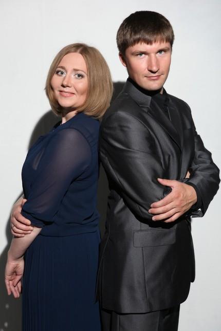 Олеся Кравченко и Антон Паисов