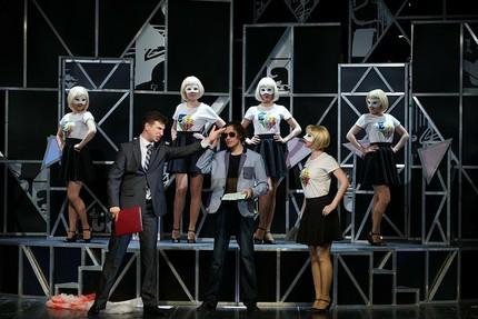 Гастроли театра «Зазеркалье» в Москве: Россини vs Доницетти