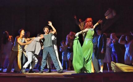 «Ифигения в Тавриде» в Гамбургской опере