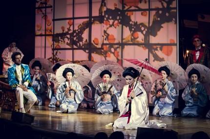 «Мадам Баттерфляй» Пуччини: театр в концерте