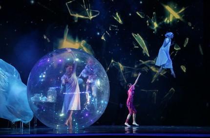 Премьера балета «Золушка» в Екатеринбурге