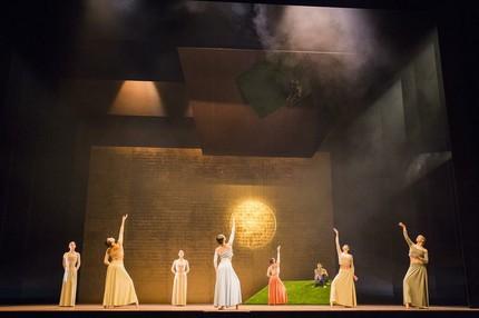 Гамбургская премьера балета Джона Ноймайера «Песнь о Земле»