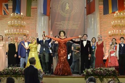Галина Преображенская: «Мечтаю о всемирном фестивале русского романса!»